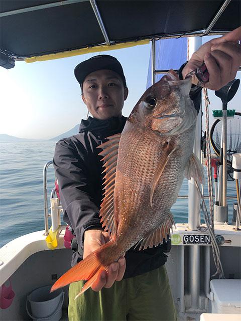 高松遊漁船Goku